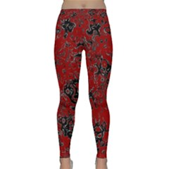 Abstraction Classic Yoga Leggings