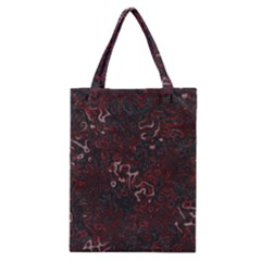 Abstraction Classic Tote Bag