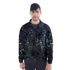 Abstraction Wind Breaker (Men)