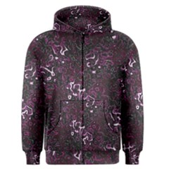 Abstraction Men s Zipper Hoodie