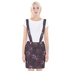 Abstraction Braces Suspender Skirt