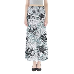 Abstraction Maxi Skirts