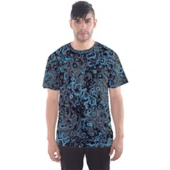 Abstraction Men s Sport Mesh Tee