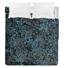 Abstraction Duvet Cover Double Side (Queen Size)