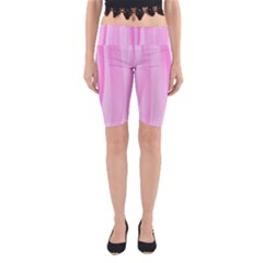 Abstraction Yoga Cropped Leggings