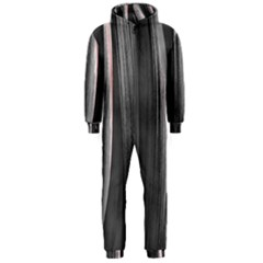 Abstraction Hooded Jumpsuit (Men)