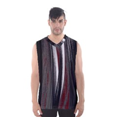 Abstraction Men s Basketball Tank Top