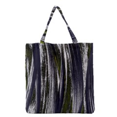 Abstraction Grocery Tote Bag