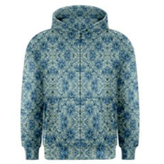 Modern Baroque Pattern Men s Zipper Hoodie