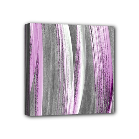 Abstraction Mini Canvas 4  x 4