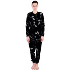 Floral pattern OnePiece Jumpsuit (Ladies)