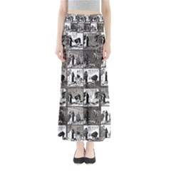 Comic book  Maxi Skirts
