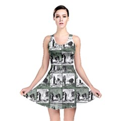 Comic book  Reversible Skater Dress