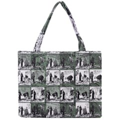 Comic book  Mini Tote Bag