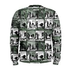 Comic book  Men s Sweatshirt