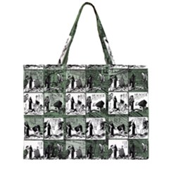 Comic book  Large Tote Bag