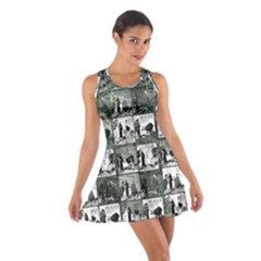 Comic book  Cotton Racerback Dress