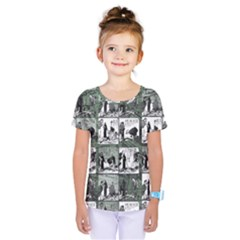 Comic book  Kids  One Piece Tee