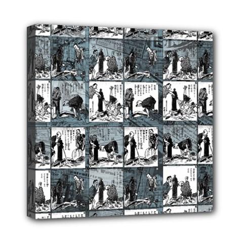 Comic book  Mini Canvas 8  x 8