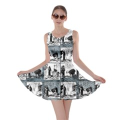 Comic book  Skater Dress