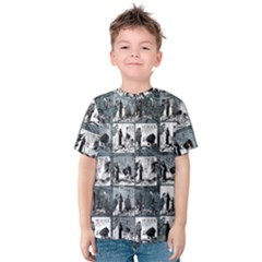 Comic book  Kids  Cotton Tee