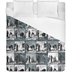 Comic book  Duvet Cover (California King Size)