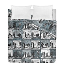 Comic book  Duvet Cover Double Side (Full/ Double Size)