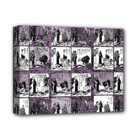 Comic book  Deluxe Canvas 14  x 11