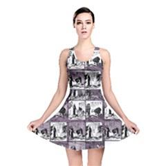 Comic book  Reversible Skater Dress