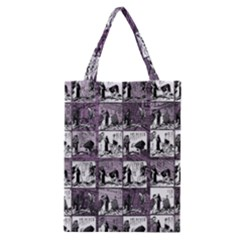 Comic book  Classic Tote Bag