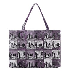 Comic book  Medium Tote Bag