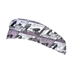 Comic book  Stretchable Headband