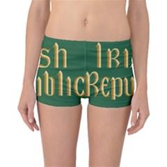 The Irish Republic Flag (1916, 1919-1922) Boyleg Bikini Bottoms