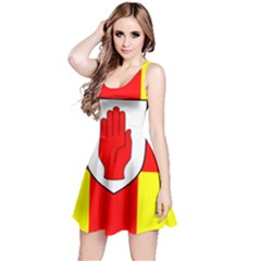Flag of the Province of Ulster  Reversible Sleeveless Dress