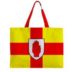 Flag of the Province of Ulster  Zipper Mini Tote Bag