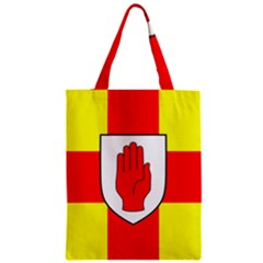 Flag of the Province of Ulster  Zipper Classic Tote Bag
