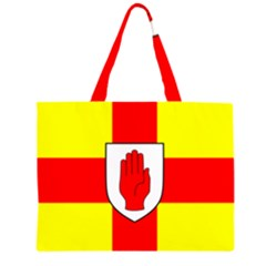 Flag of the Province of Ulster  Large Tote Bag