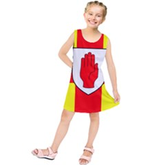 Flag of the Province of Ulster  Kids  Tunic Dress