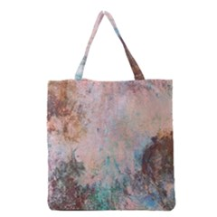 Cold Stone Abstract Grocery Tote Bag