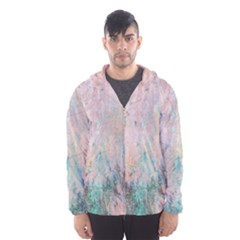 Cold Stone Abstract Hooded Wind Breaker (men)