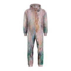 Cold Stone Abstract Hooded Jumpsuit (Kids)