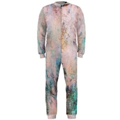 Cold Stone Abstract Onepiece Jumpsuit (men)