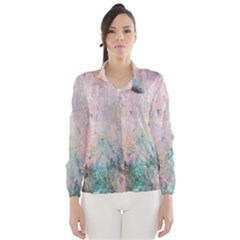 Cold Stone Abstract Wind Breaker (Women)