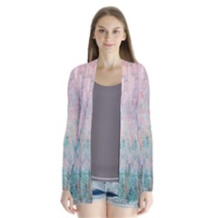 Cold Stone Abstract Cardigans