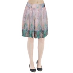 Cold Stone Abstract Pleated Skirt