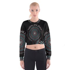 Twenty One Pilots Cropped Sweatshirt