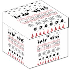 Ugly Christmas Humping Storage Stool 12