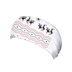 Ugly Christmas Humping Yoga Headband