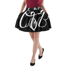 CTB A-Line Pocket Skirt