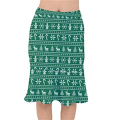 Ugly Christmas Mermaid Skirt